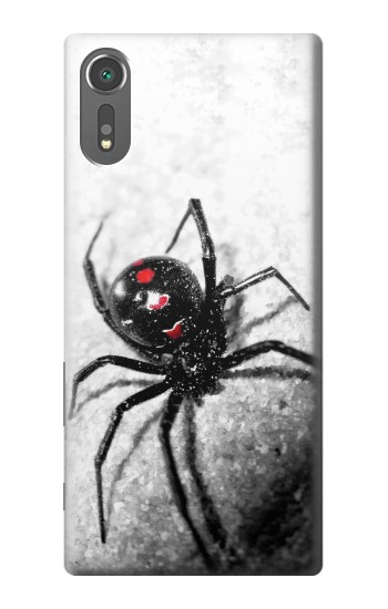 Printed Black Widow Spider Sony Xperia C5 Ultra Case