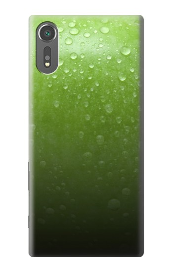 Printed Green Apple Texture Seamless Sony Xperia C5 Ultra Case