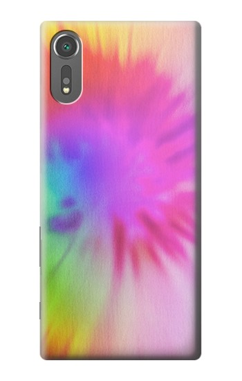 Printed Tie Dye Color Sony Xperia C5 Ultra Case