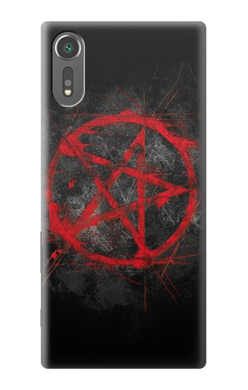 Printed Pentagram Sony Xperia C5 Ultra Case