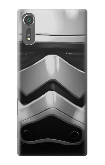 Printed Storm Troopers Helmet Sony Xperia C5 Ultra Case