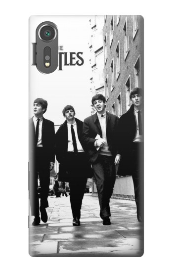 Printed The Beatles in London Sony Xperia C5 Ultra Case
