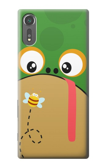 Printed Frog Bee Cartoon Sony Xperia C5 Ultra Case