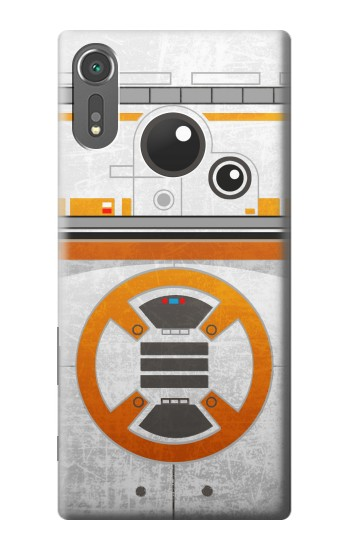 Printed BB-8 Rolling Droid Minimalist Sony Xperia C5 Ultra Case