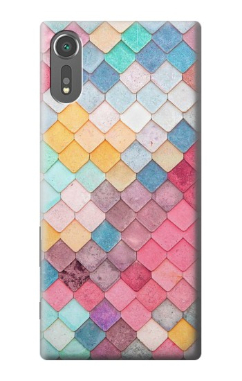 Printed Candy Minimal Pastel Colors Sony Xperia C5 Ultra Case
