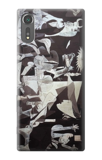 Printed Picasso Guernica Original Painting Sony Xperia C5 Ultra Case