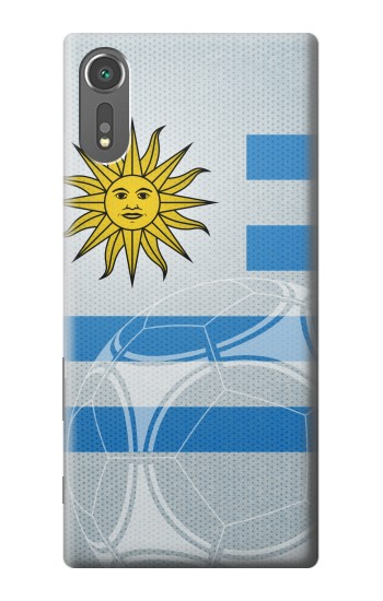 Printed Uruguay Football Flag Sony Xperia C5 Ultra Case
