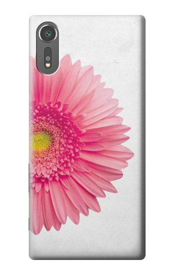 Printed Vintage Pink Gerbera Daisy Sony Xperia C5 Ultra Case