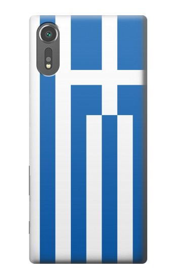 Printed Flag of Greece Sony Xperia C5 Ultra Case