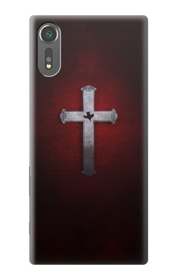 Printed Christian Cross Sony Xperia C5 Ultra Case