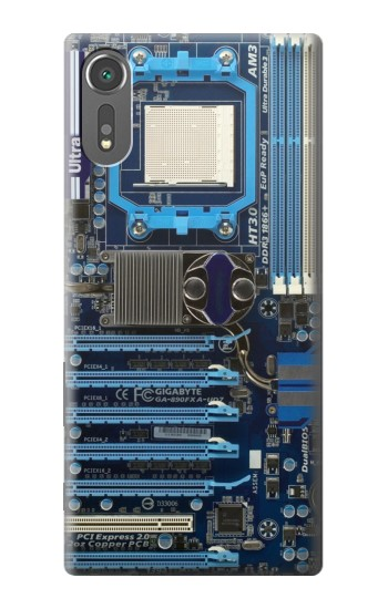 Printed Computer Motherboard Sony Xperia C5 Ultra Case