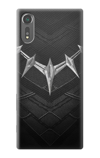 Printed Black Panther Inspired Costume Necklace Sony Xperia C5 Ultra Case