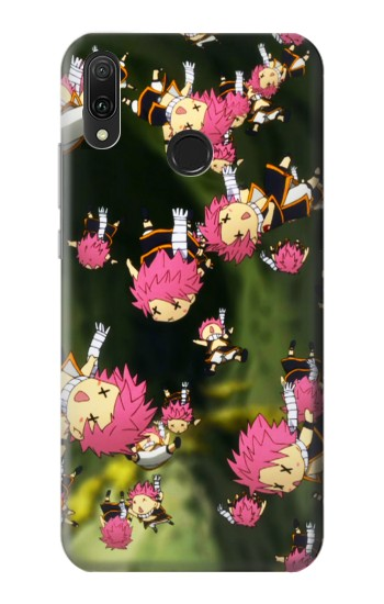 Printed Fairy Tail Little Natsu Fall Huawei Y9 2019 Case