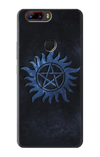 Printed Supernatural Anti Possession Symbol ZTE nubia Z17 Case