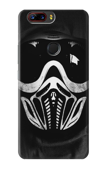 Printed Paintball Mask ZTE nubia Z17 Case