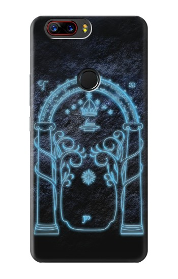 Printed Lord of The Rings Mines of Moria Gate ZTE nubia Z17 Case