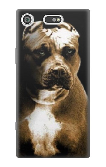 Printed PitBull Sony Xperia E5 Case