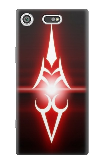 Printed Fate Stay Night Saber Command Spells Sony Xperia E5 Case