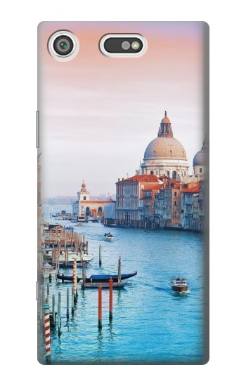 Printed Beauty of Venice Italy Sony Xperia E5 Case