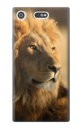 Printed Lion King of Forest Sony Xperia E5 Case