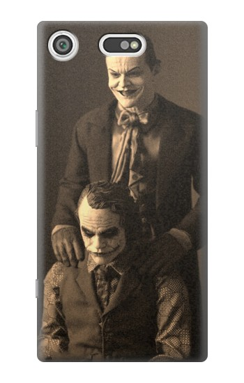 Printed Jokers Together Sony Xperia E5 Case