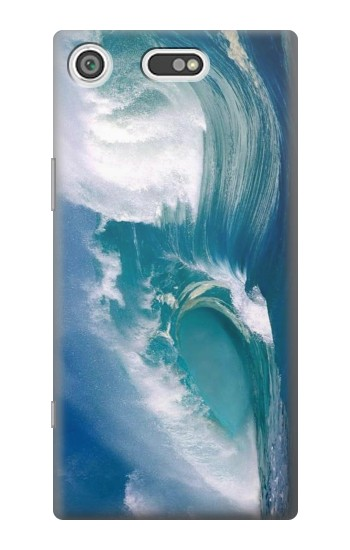 Printed Amazing Oceans Waves Sony Xperia E5 Case