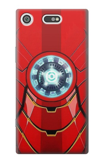 Printed Ironman Armor Arc Reactor Graphic Printed Sony Xperia E5 Case