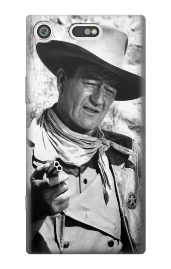 Printed John Wayne The Searchers Sony Xperia E5 Case