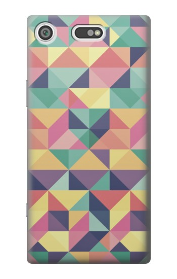 Printed Variation Pattern Sony Xperia E5 Case