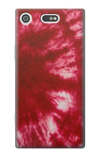 Printed Tie Dye Red Sony Xperia E5 Case