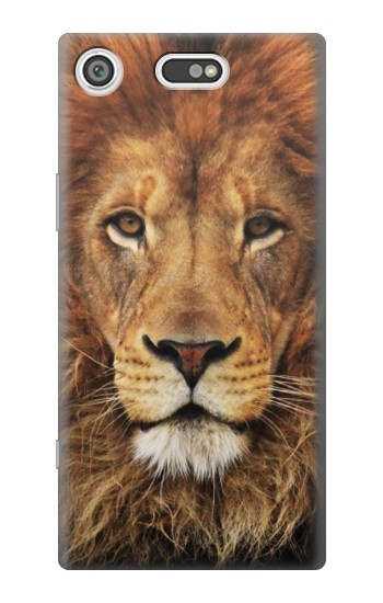 Printed Lion King of Beasts Sony Xperia E5 Case