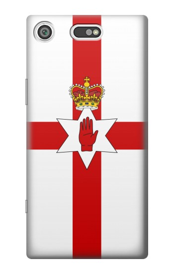 Printed Flag of Northern Ireland Sony Xperia E5 Case
