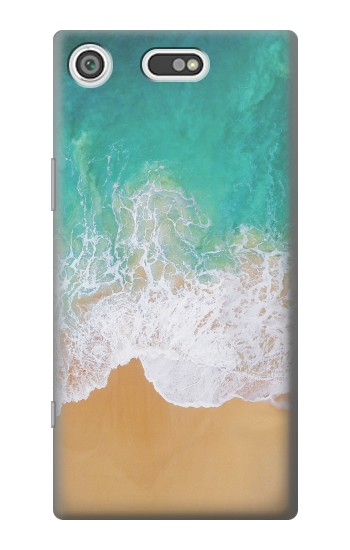 Printed Sea Beach Sony Xperia E5 Case