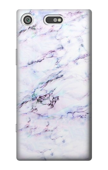 Printed Seamless Pink Marble Sony Xperia E5 Case