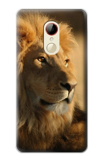 Printed Lion King of Forest ZTE Nubia Z9 Mini Case