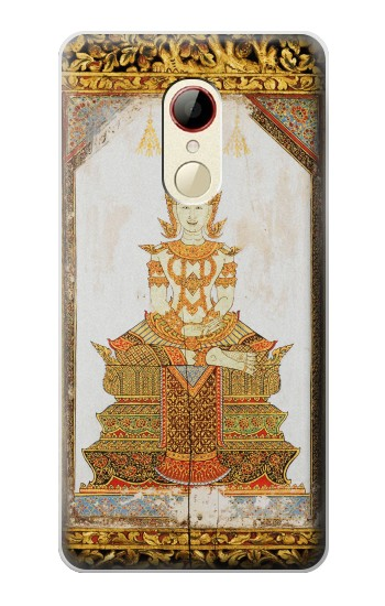 Printed Thai Emerald Art ZTE Nubia Z9 Mini Case