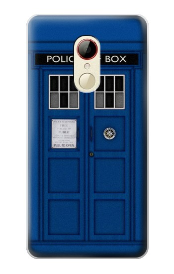 Printed Doctor Who Tardis ZTE Nubia Z9 Mini Case