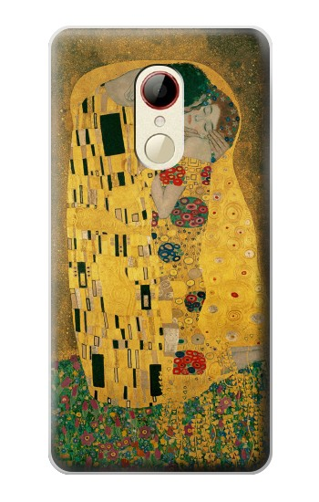 Printed Gustav Klimt The Kiss ZTE Nubia Z9 Mini Case