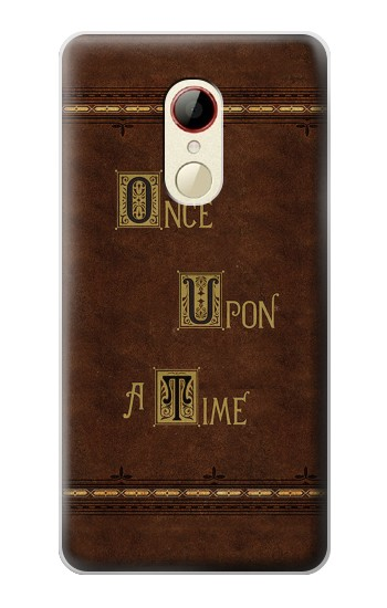 Printed Once Upon A Time Book ZTE Nubia Z9 Mini Case