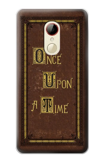 Printed Once Upon a Time Book Cover ZTE Nubia Z9 Mini Case
