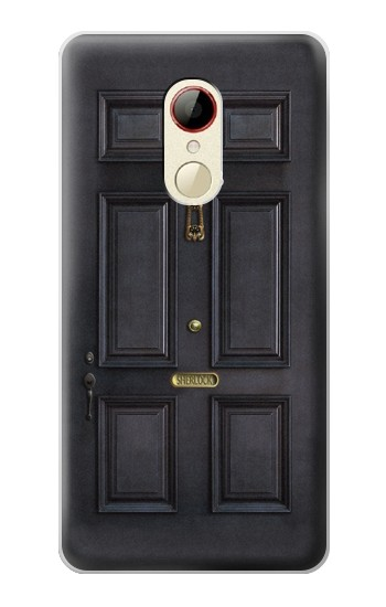 Printed Sherlock Holmes Black Door 221B ZTE Nubia Z9 Mini Case