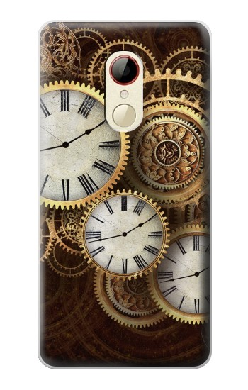 Printed Gold Clock Live ZTE Nubia Z9 Mini Case