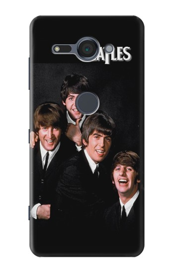 Printed The Beatles Sony Xperia XZ2 Compact Case