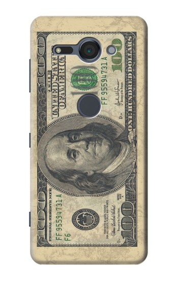 Printed Money Dollars Sony Xperia XZ2 Compact Case