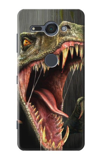 Printed T-Rex Dinosaur Sony Xperia XZ2 Compact Case
