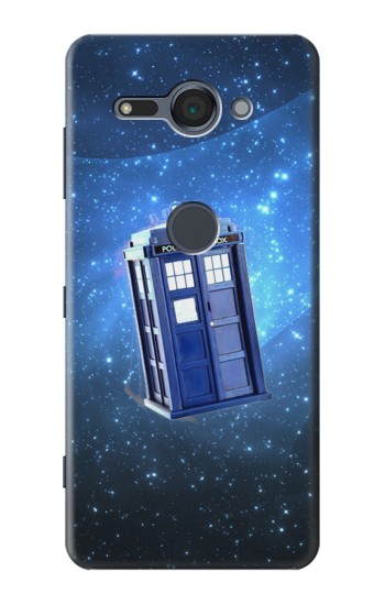 Printed Doctor Who Tardis Sony Xperia XZ2 Compact Case