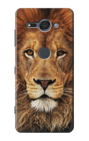 Printed Lion King of Beasts Sony Xperia XZ2 Compact Case