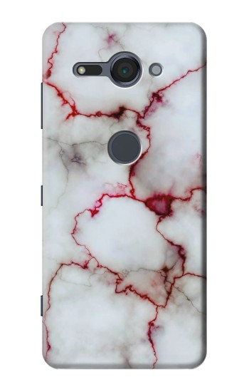 Printed Bloody Marble Sony Xperia XZ2 Compact Case