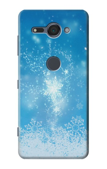 Printed Snow Spell Magic Sony Xperia XZ2 Compact Case