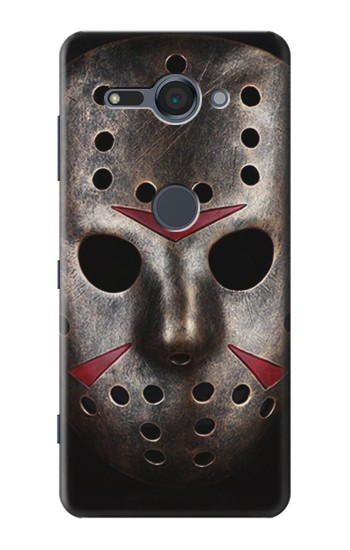 Printed Jason Mask Sony Xperia XZ2 Compact Case